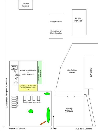 Plan Maison du Patrimoine