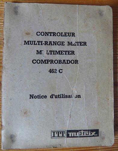 MX462 BIS