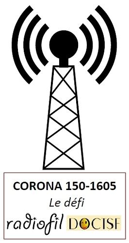 Logo CORONA 150-1605 - Type 2a