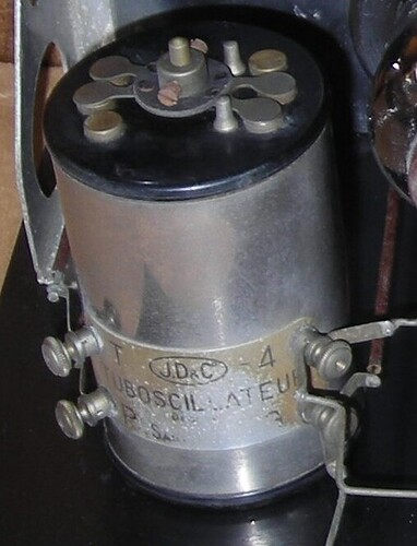 Tuboscillateur