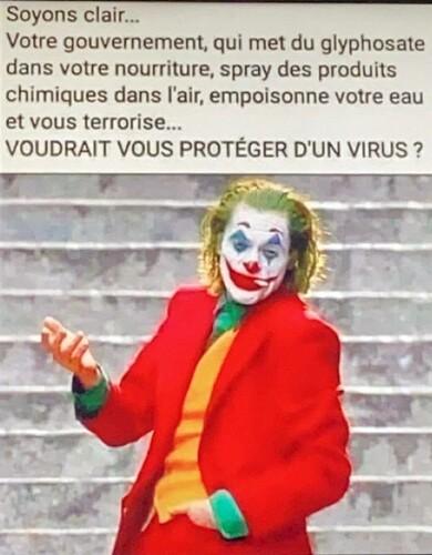Clown Copvid
