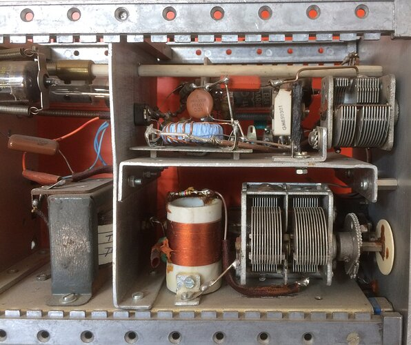 figure 4 - Oscillateur et PA