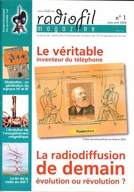 Radiofil magazine n°1