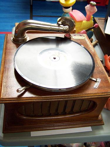 phonographe