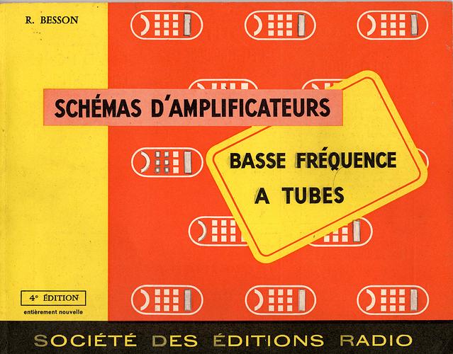 Schémas d'amplificateurs