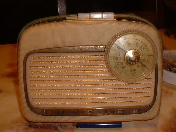 collection radios 501