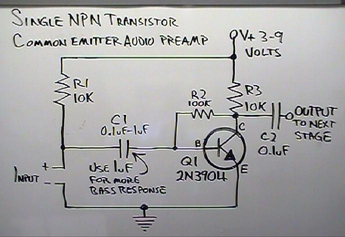 transistor-preamp-schematic