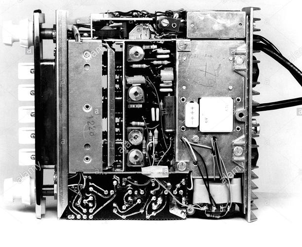 Autoradio 1960