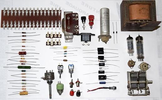 Composants nécessaires - 1