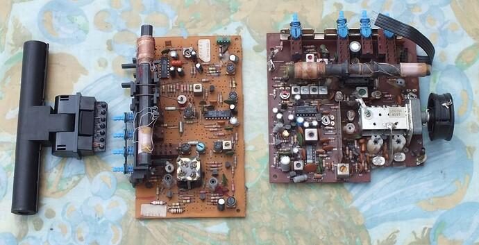 Circuits imprimés Tuners