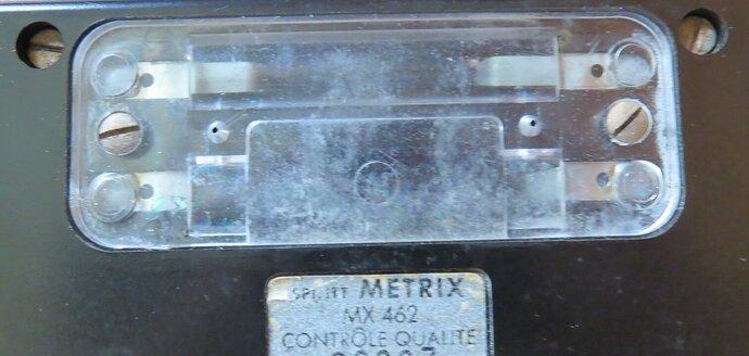 MX462 BIS2