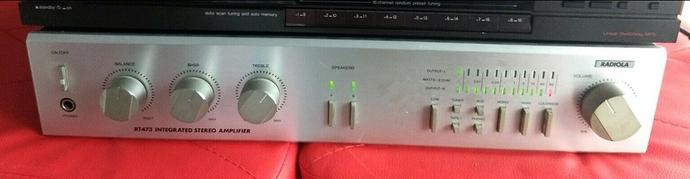 TX5324 Radiola