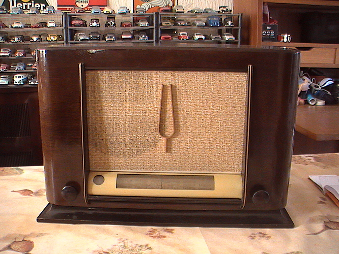 collection radios 400