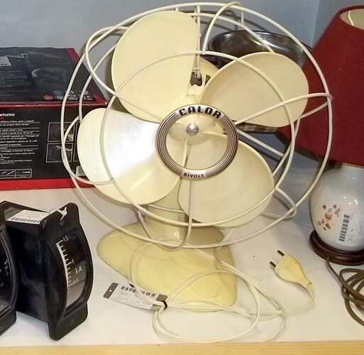 ventilateur calor brocanté