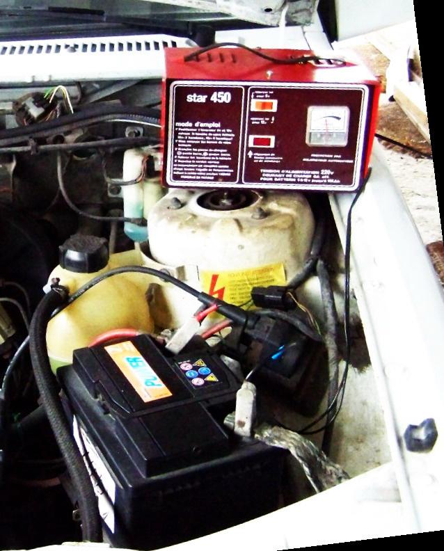 Batterie de voiture Technique Forum doctsf