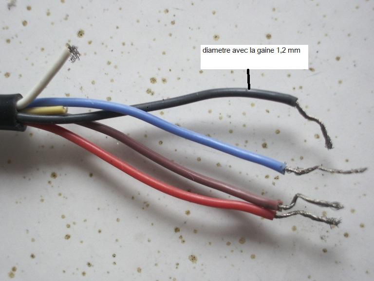 cable 6 conducteurs