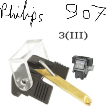 saphir Philips 3b (GF907-907)