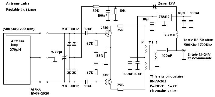 Ampli-2X J310
