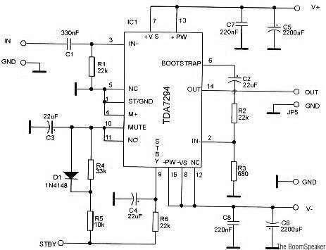 tda7294-amp
