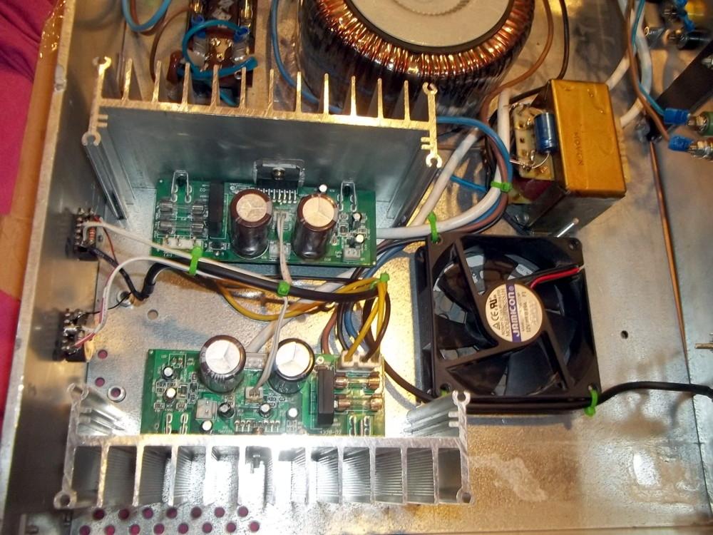 remontage ampli rack (6)