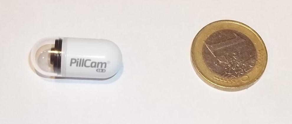 video-capsule pill-cam