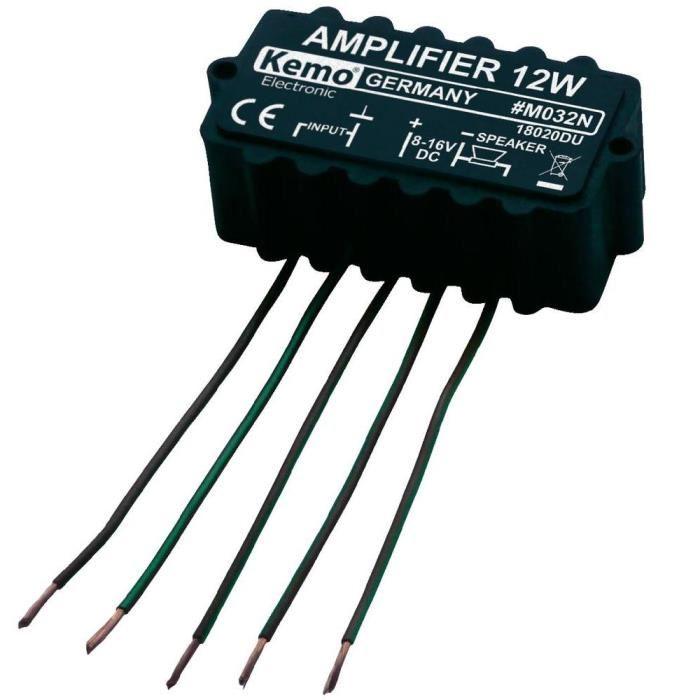 module-ampli-12w-m32-806-kemo