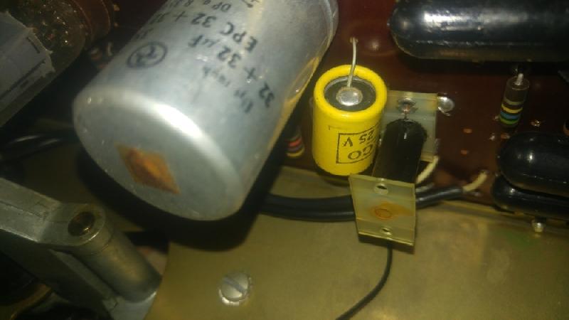 10pcs 33uF 400V 105°C Radial Electrolytic Capacitor 16x23