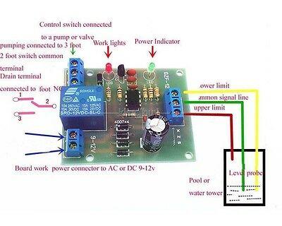 Liquid-Level-Controller-Module-Water-Level-Detection-Sensor